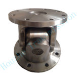 Flange Single Universal Joint with Pin and Block