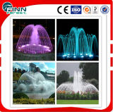 Colorful LED Light Garden Use Indoor Water Fountain Fountain Ring