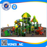 Commercial Colorful Kids Outdoor Slide for Garden Use