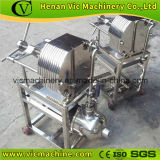 Stainless Steel Filter Press (FP-300)