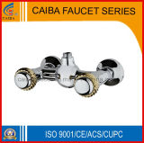 New Design High Quality Double Handle Bathroom Shower Faucet