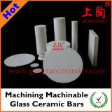 Machining Machinable Glass Ceramic Bars