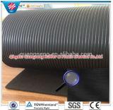 Industrial NBR Green Color Strip Rubber Sheet, Rubber Floor Rolls