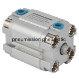 Pneumatic Compact Cylinder (ADVU Series)