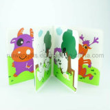 Animal Design Education Baby Bath Book (BBK015)