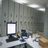 Intelligent Compact Shelving/Office Filing Cabinet Mobile Shelving Storage