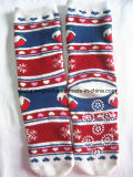 Christmas Girls Socks Sj-002