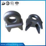 China Metal Wrought Iron Casting Sand Casting with Power Coating