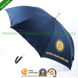 Printed Automatic Aluminium Golf Umbrellas with Fiberglass Ribs (GOL-0027AFA)