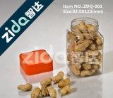 PP Screw Cap Pet Plastic Jar Food Grade