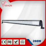 IP68 50inch 288W Epistar LED Offroad Light Bar