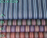 Stripe Polyester Cotton Dobby Fabric Shirting Djx029
