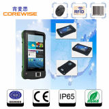 Waterproof Android Tablet with 5MP Camera, IP65 CE with RFID Barcode Fingerprint, Waterproof Tablet