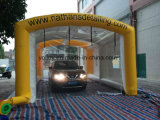 Temporary Painting Garage Inflatable Spray Booth