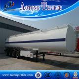 54000-60000 Liters 4 Axle Fuel Tanker Semi Trailer Sale