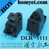 Receving Type Fiber Optic Adaptor (DLR-1111)