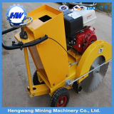 Powerful Concrete Cutter for Road Construction Site with Petrol Engine