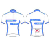 OEM Cycling Jersey Bicycle Wear Cycling Tops Made in China