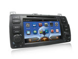 Pure Android 4.0 OS GPS Navigation DVD Player System for Old BMW 3 Series E46