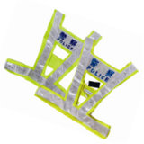 Best Quality Supplier Reflective Vests for Traffic and Police Man