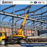 Professional Supplier Steel Structure with H Section Steel Frame