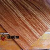 Ideabond Aluminum Composite Panel (Red Cherry)