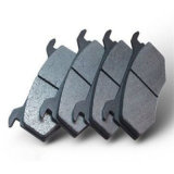 D1395 Good Quality Semi-Metal Brake Pad System for Chevrolet 19207042 with Professional Technical Support