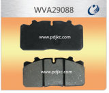 Ceramic Material Man Trucks Brake Pads Wva29088