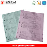 ISO9001 Reasonable Price Continuous Printing Computer Paper (241mmx279mm)