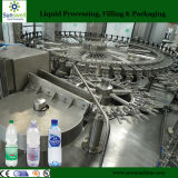 Rotary 3 in 1 Full Automatic Drinking Water Bottle Filling Machine