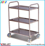 Stainless Platform Trolley