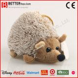 Hot Sale Stuffed Animal Plush Hedgehog Soft Toy for Kids