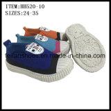 New Design Kids Canvas Shoes Injection Sport Shoes Wholesale (HH520-10)