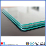 Low-Iron Tempered Ultra Clear Pattern Glass