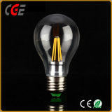 G45 LED Filament Bulb with Clear Glass Cover