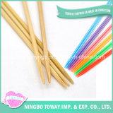 Various Size Colorful Aluminum Bamboo Plastic Knitting Needles
