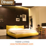 Modern Wholesale Leather Double Bed