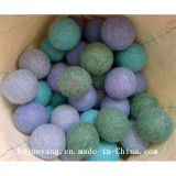 Customized Wool Dryer Balls New Zealand/Laundry Ball