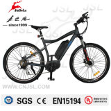 """EN15194 26"""" 36V Li Ion Battery Mountain Black E Bicycle (JSL035G-6)"""
