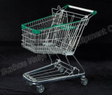 European Style Shopping Cart Trolley