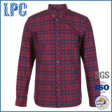 Factory Custom Casual Plain Brand Men Shirt
