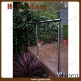 Chinese Manufacture Stainless Steel Deck Railing with Top Handrail (SJ-H1011)