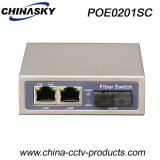Active Optical Fiber Port Poe Network Switch (POE0201SC)