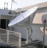 2.4m Fixed Satellite Earth Station Vsat Antenna