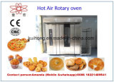 Kh 50/100 Ce Approved Rotary Baking Oven Price