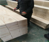 Yellow Sanded Factory Wood Spain Market Construction Buidling Three-Layer Formwork Panel