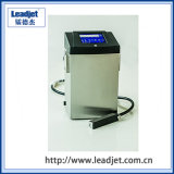 Automatic Leadjet Cij White Inkjet Printer for Cable