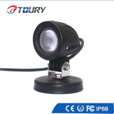 10W Small Size Auto LED Work Lamp for Construction