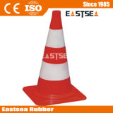 Road Safety PVC Reflective Traffic Pylon Road Cone