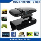 Android TV Box HD23 2.0/5.0MP Camera RAM 1GB ROM 8GB 100% Original Smart TV Box